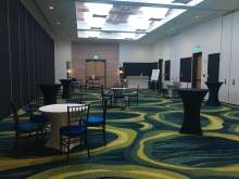 Event Room At Hutchinson Shores
