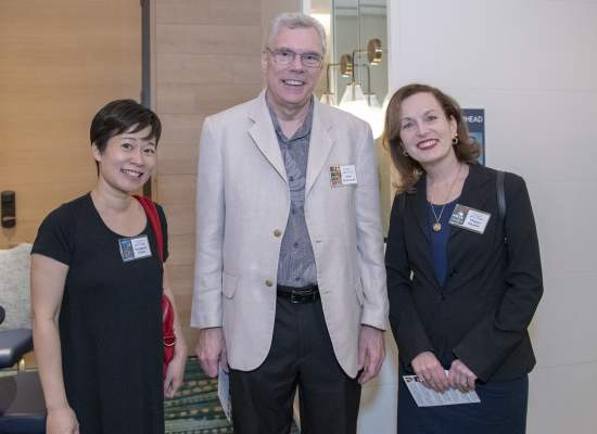 Yangsze Choo, Alan Brennert and Allison Gaylin